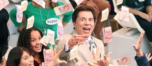 """Quem quer dinheiro!? Silvio Santos vai dar """"Bolsa Família"""" em seu programa"""