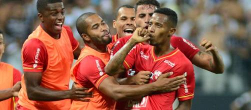 Tchê Tchê é o novo reforço do Palmeiras para a temporada 2016