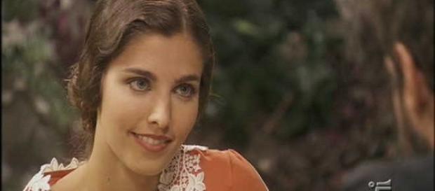 Amalia Jordan, soap opera Il Segreto