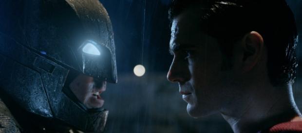 Escena de la película Batman V Superman