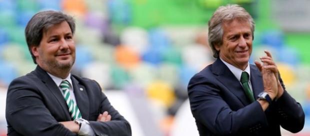 Jorge Jesus pode sair do Sporting