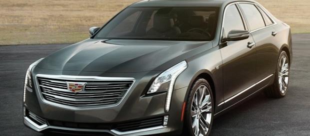 La nuova Cadillac CT6 da novembre 2016 sul mercato europeo.