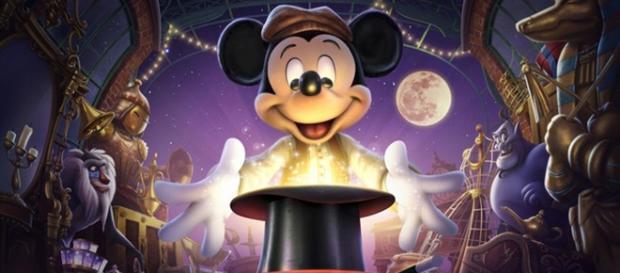 """""""Mickey e o Feiticeiro"""", o novo espectáculo da Disneyland Paris"""