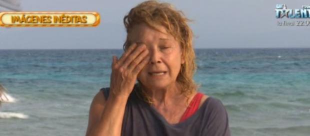 Mila Ximénez, al borde del abandono en SV 2016