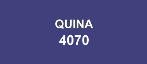 Quina 4070; Concurso sorteado nessa quinta-feira (28).