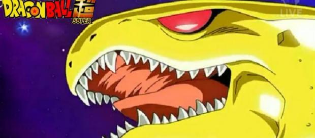 Zarama dios de todos los dragones de dragon ball