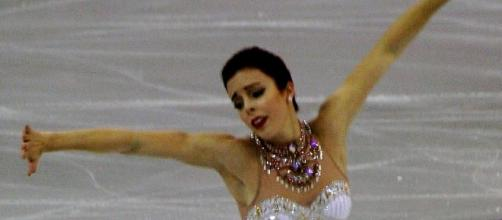 Ashley Wagner claimed silver at the 2016 World Figure Skating Championships in Boston. Luu/Wikimedia