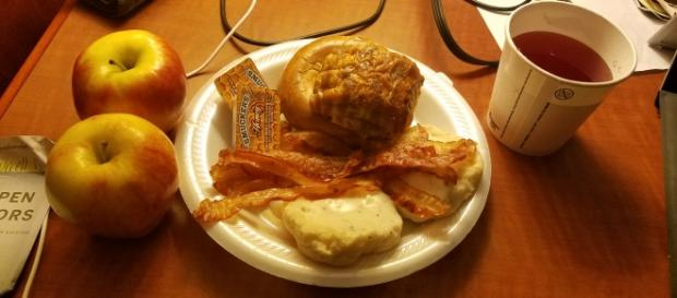 Breakfast is important [via Flickr.com/otheaudacity]