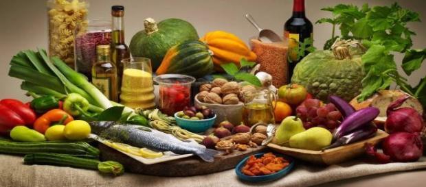 Fotografía de alimentos saludables