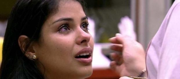 Munik chora no Big Brother Brasil - Foto/Divulgação