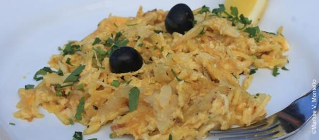 O Bacalhau é um dos principais pratos da culinária portuguesa