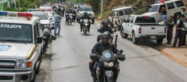 O crime aconteceu na Venezuela