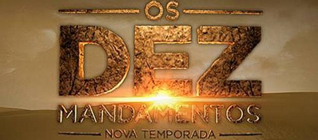 """Record divulga lista com elenco completo da nova temporada de """"Os Dez Mandamentos"""""""