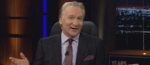 Bill Maher on HBO, via YouTube
