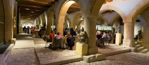 Déjeuner insolite au Musée de la Cour d'Or à Metzr