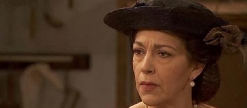 Donna Francisca Il Segreto soap opera