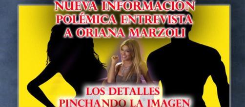 Entrevista a oriana marzoli por medio español