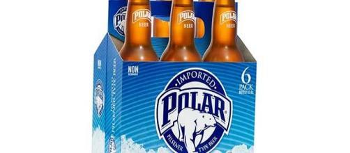 Fotografía de un pack de 6 botellines de Cerveza Polar