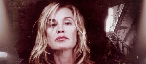 """Jessica Lange (foto) estrela """"Feud"""" ao lado de Susan Sarandon, conhecida por atuar em filmes como """"The Rocky Horror Picture Show"""" e """"Thelma & Louise""""."""