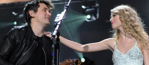 John Mayer e Taylor Swift namoraram no passado