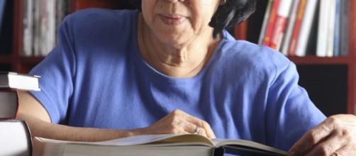La mujer disfrutó de las aventuras del libro durante 24.605 días.