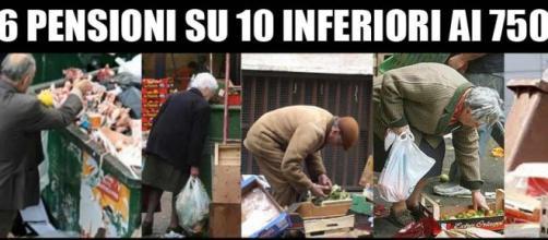 Riforma pensioni 2016, Beppe Grillo per l'aumento delle minime