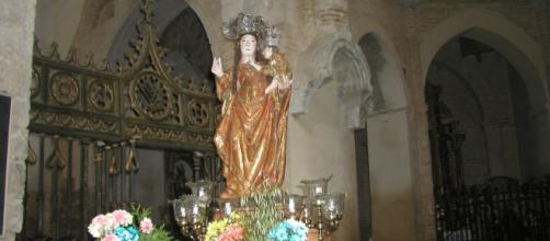 Virgen de Fuentes (Siglo XVI).