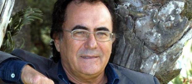 Albano Carrisi in un recente scatto.