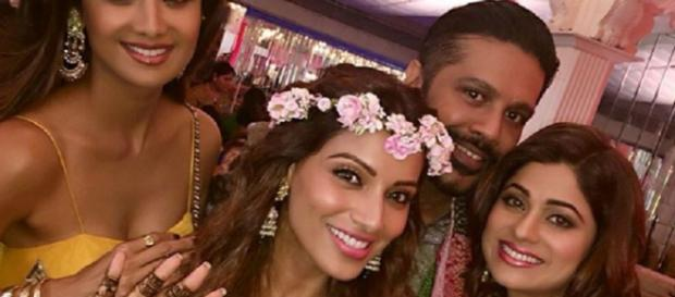 Bipasha Basu Marriage held in Mumbai (Instagram)