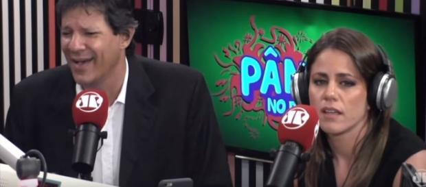 Em entrevista, Haddad falou da previsão legal do impeachment e das pedaladas