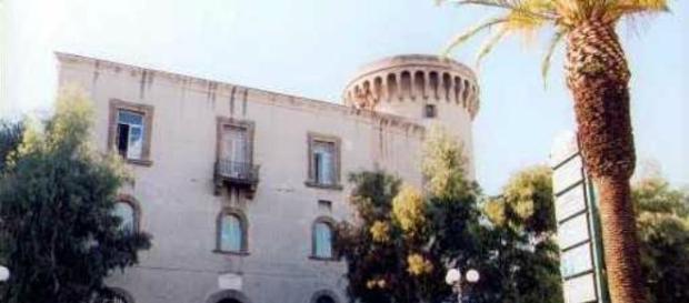 Il Castello di Caivano, a Napoli.