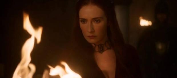 Melisandre desconhece os próprios poderes (Foto: Divulgação/HBO)