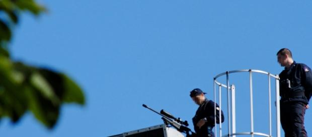 Police snipers / Photo: Wikipedia.
