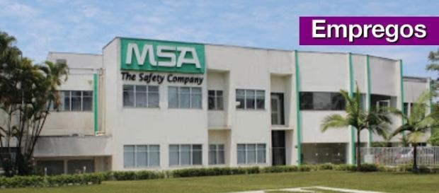 Sede da MSA na cidade de Diadema (Foto: Reprodução/Google)