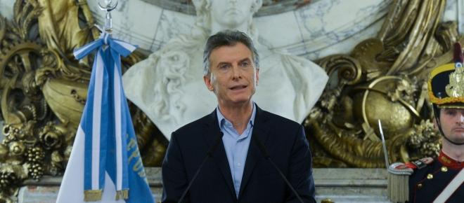 Macri y el veto a la ley antidespidos
