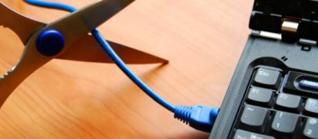 'Cortar sua internet', é isso o que elas querem