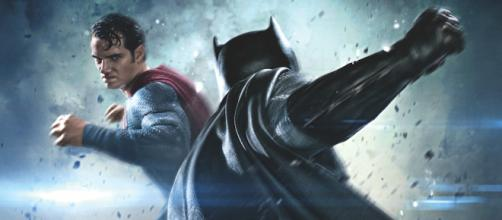 Batman VS Superman, locandina.