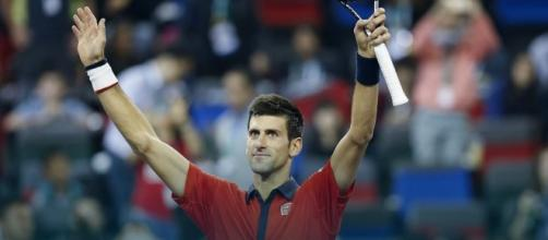 Djokovic dominates world tennis (Wikimedia Commons)