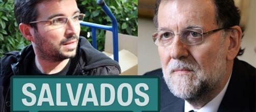 Jordi Évole ha conseguido sonrojar a Rajoy