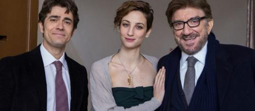 La fiction con l'attore Gigi Proietti
