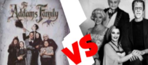 Munsters vs the Addams Family?