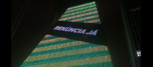 Prédio da Fiesp sujando a imagem da Avenida Paulista