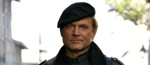 Terence Hill, protagonista in Don Matteo