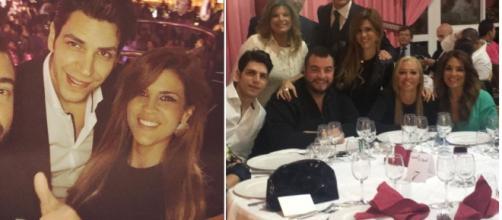 Ylenia y Diego Matamoros, ¡juntos!