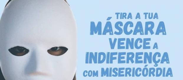 Cartaz promocional do Festival JOEMCA em Antas