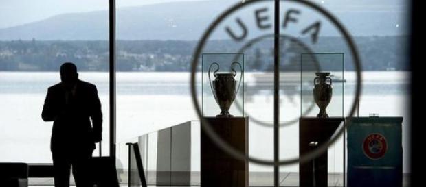 Investigada la sede de la UEFA