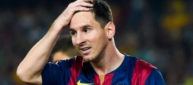 Lionel Messi está envolvido em vários crimes financeiros