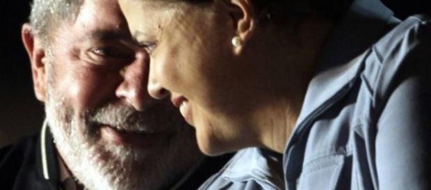 Lula e Dilma - Foto/Divulgação: Google