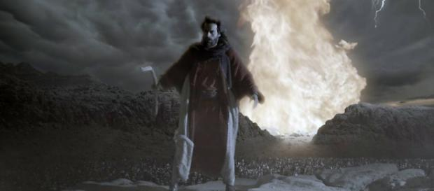 Mais de 11,2 milhões de pessoas foram conferir a trajetória de Moisés na telona