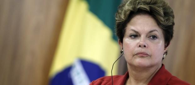"Presidente Dilma Rousseff é capa do jornal 'The New York Times""."